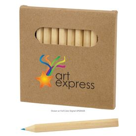 Custom 12-Piece Colored Pencil Set