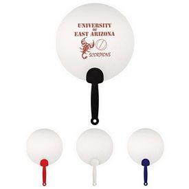 Promotional Plastic Hand Fans