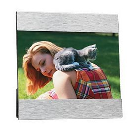 Customized 4 X 6 Aluminum Class Photo Frame