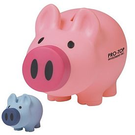 Promotional Payday Piggy Bank