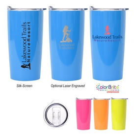 Customized 20 Oz Neon Himalayan Tumbler