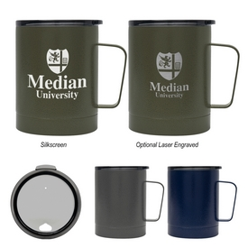 Custom 12 Oz Kirkland Stainless Steel Mug