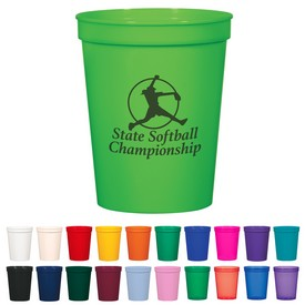 Promotional High Volume 16 Oz Stadium Cup