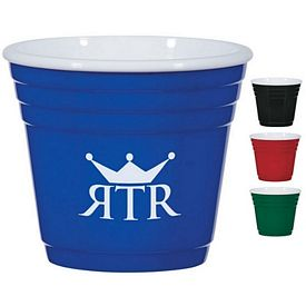 Custom 2 Oz Mini Party Shot Cup