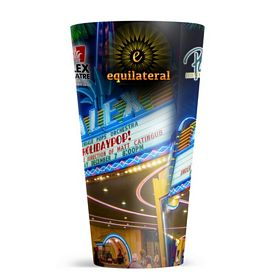 Promotional 20 Oz Thermoserv Flair Sublimation Tumbler