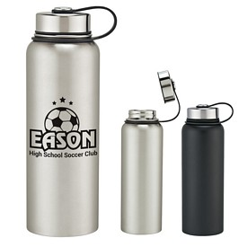 Custom 40 Oz Stainless Steel Bottle
