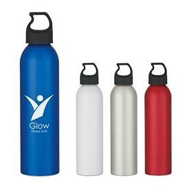 Promotional 24 oz. Us Aluminum Bottle