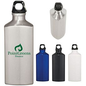 Promotional 20 oz. Triangle Aluminum Bottle