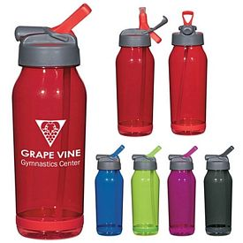 Promotional 24 Oz Tritan Safari Bottle