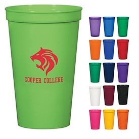 Promotional Economy 22 Oz Stadium Cup