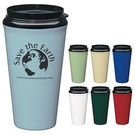 Promotional Biodegradable Evolve 16 Oz Infinity Tumbler
