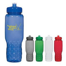 Custom 32 Oz Hydroclean Groove Grippers Bottle
