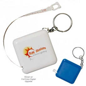 Promotional Tape-A-Matic Key Tag