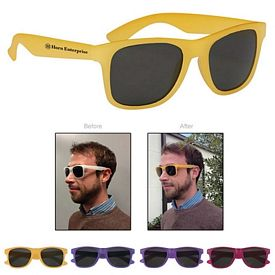 Promotional Color Changing Malibu Sunglasses