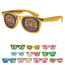 Promotional Retro Specs Sunglasses