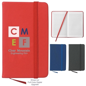 Promotional 3 X 5 Writers Journal Notebook
