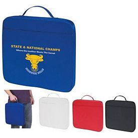 Customized Stadium Cushion With Handle