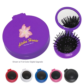 Promotional 2-In-1 Kit - Comb Mirror Set