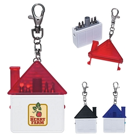 Customized House Shape Tool Kit