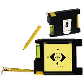 Promotional Multi-Function 10 Tape Measure
