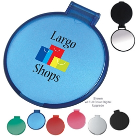 Promotional Round Pocket Mirror