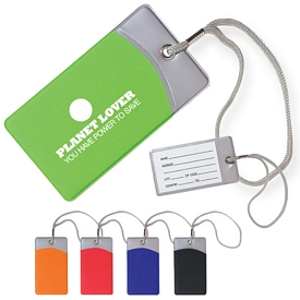 Promotional Mod Luggage Tags