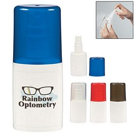 Promotional 1 oz. Lens Cleaner Spray Pump