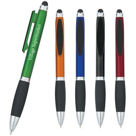 Promotional Screen Cleaner Stylus Pen
