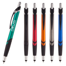 Custom Metallic Universal Stylus Pen