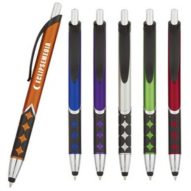 Promotional Cirque Metallic Stylus Pen