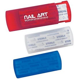 Customized Bandages In Plastic Case
