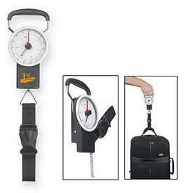 Promotional Luggage Scale With Tape Measure
