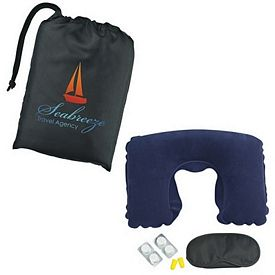 Promotional Travel Comfort Kit