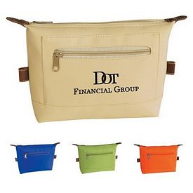 Promotional Microfiber Cosmetic Bag