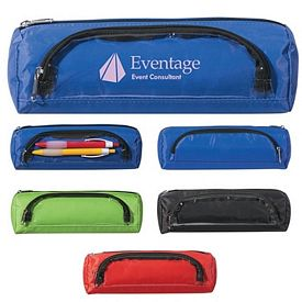 Custom Academic Zippered Pencil Case