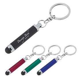 Promotional Key Ring Mini Stylus