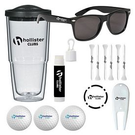 Customized Tumbler Deluxe Golf Kit