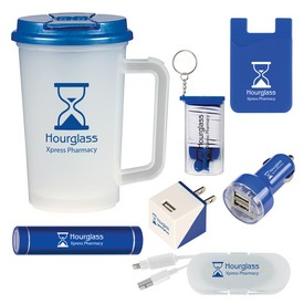 Custom Tech Essentials Mug Kit