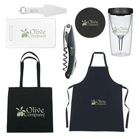 Customized Wine Party Kit