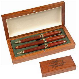 Promotional Executive Wooden Pen Gift Set