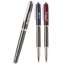 Promotional The Cambridge Collection Pull Cap 9-Rollerball Pen
