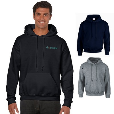 Promotional Gildan 8 Oz Polycotton Heavy Blend Adult Hooded Sweatshirt