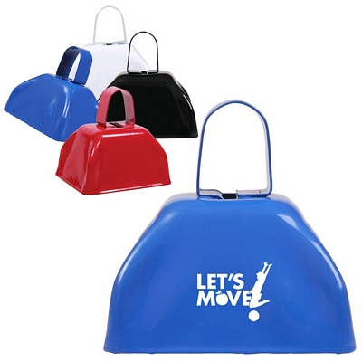 Promotional Small 3 Basic Cow Bell