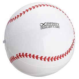 Promotional 14 Baseball Beach Ball