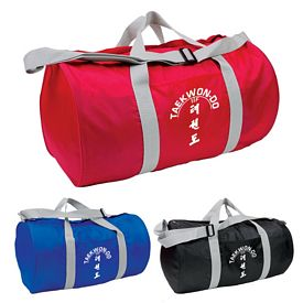 Promotional Budget Barrel Duffel