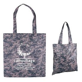 Promotional Digital Camo Rpet Value Tote