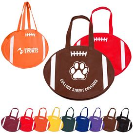Promotional RallyTotes Football Tote Bag