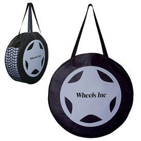 Promotional RallyTotes Tire Tote Bag