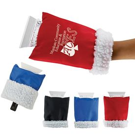 Customized Ice Scraper Hand Mitten