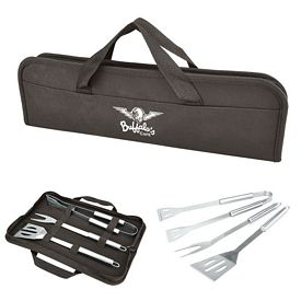 Customized Budget 3 Pc Bbq Set
